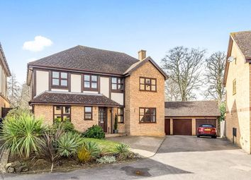 Thumbnail 5 bed detached house for sale in Henley Fields, Weavering, Maidstone