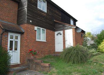Thumbnail 1 bedroom maisonette to rent in Ladywood Road, Hertford