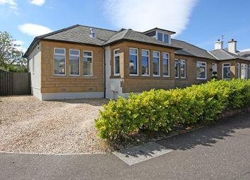 Thumbnail 3 bed semi-detached bungalow for sale in 5 Hamilton Gardens, Duddingston, Edinburgh