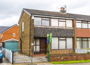 Thumbnail 3 bedroom semi-detached house for sale in Chestnut Drive South, Pennington, Leigh, Lancashire