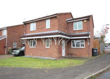 Thumbnail 4 bed detached house to rent in Corbridge Drive, Luton, Bedfordshire