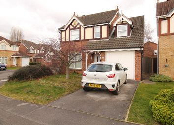 Thumbnail 4 bed detached house to rent in Firth Drive, Beeston, Nottingham
