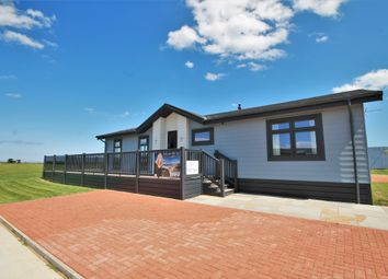 Thumbnail 2 bedroom detached bungalow for sale in Mundesley Holiday Village, Paston Road, Mundesley, Norwich
