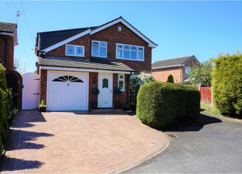 Thumbnail 4 bed detached house for sale in Deerwood Crescent, Little Sutton