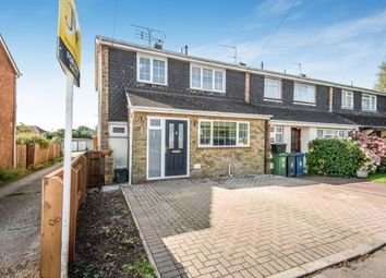 Thumbnail 3 bed terraced house for sale in Fox Road, Holmer Green, High Wycombe