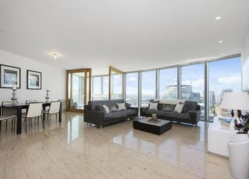 Thumbnail 2 bed flat to rent in The Tower, St George Wharf, Vauxhall