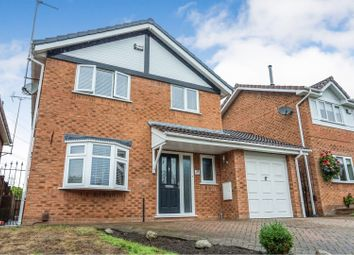 Thumbnail 4 bed detached house for sale in Ashbrook Avenue, Runcorn