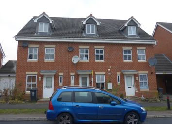 Thumbnail 3 bedroom town house for sale in Carrington Road, Hamilton, Leicester