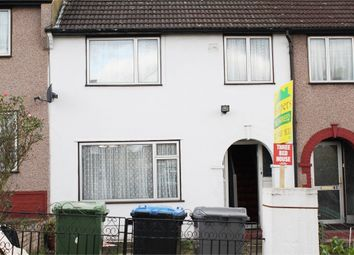 Thumbnail 3 bed terraced house to rent in Nutfield Road, London