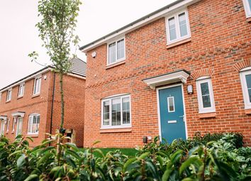 Thumbnail 3 bed terraced house to rent in Ellesemere Up, Hewell Grange, Runcorn