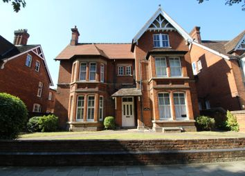 Thumbnail 2 bed flat for sale in De Parys Avenue, Bedford, Bedfordshire