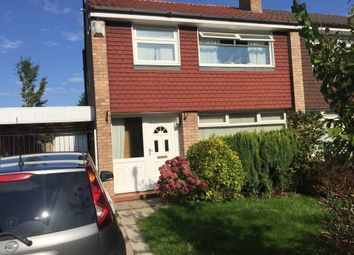 Thumbnail 3 bed semi-detached house for sale in Duncansby Drive, Bromborough, Wirral