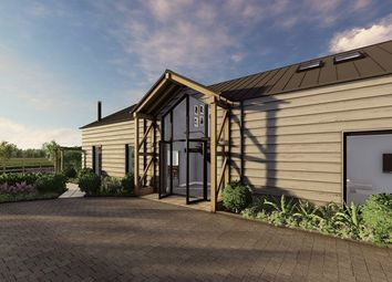 Thumbnail 4 bed detached house for sale in The Lodge, Hoxton Grange, Dockenfield