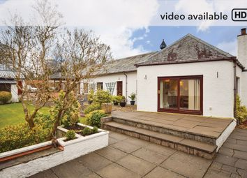 Thumbnail 3 bed detached bungalow for sale in St. Marys Road, Birnam, Dunkeld