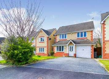 Thumbnail 3 bed detached house for sale in Min Y Coed, Margam, Port Talbot