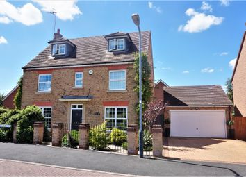 Thumbnail 5 bed detached house for sale in Lambourne Close, Bidfod On Avon, Alcester