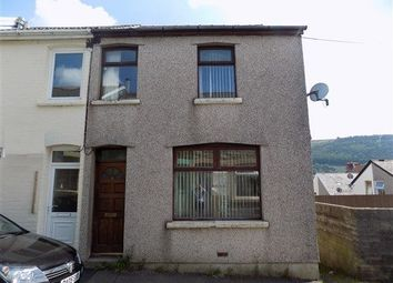 Thumbnail 3 bed end terrace house for sale in Morgan Street, Abertillery