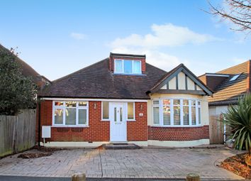 Thumbnail 6 bed detached bungalow for sale in Grand Avenue, Surbiton, Surrey