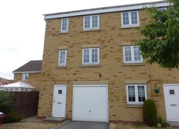 Thumbnail 3 bed semi-detached house to rent in Garganey Walk, Scunthorpe