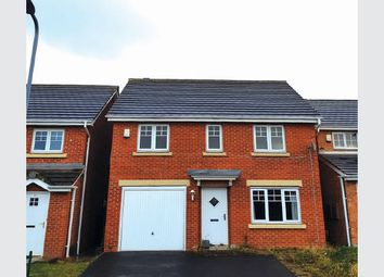 Thumbnail 4 bed detached house for sale in 14 Wensleydale Gardens, Thornaby, Cleveland