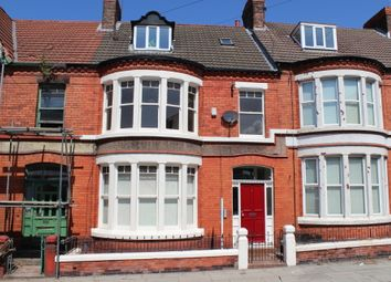 Thumbnail 5 bed terraced house for sale in Hallville Road, Mossley Hill, Liverpool