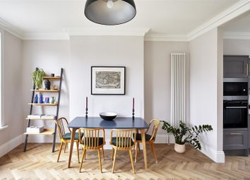Thumbnail 3 bed flat for sale in Powell Road, Clapton, London