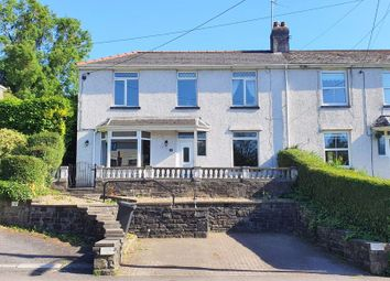 Thumbnail 4 bed semi-detached house for sale in Dulais Fach Road, Tonna, Neath