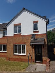 Thumbnail 3 bedroom semi-detached house to rent in Heol Llinos, Thornhill, Cardiff