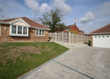 Thumbnail 3 bed detached bungalow for sale in Milestone Close, Hawkwell, Hockley