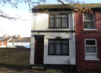 Thumbnail 1 bed end terrace house for sale in Mill Lane, Dovercourt, Harwich