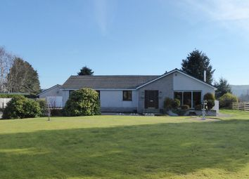 Thumbnail 4 bed detached bungalow for sale in Lower Inchberry, Orton, Fochabers