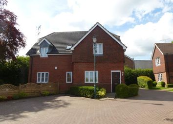 Thumbnail 2 bed flat to rent in Brickyard Close, Balsall Common, Coventry