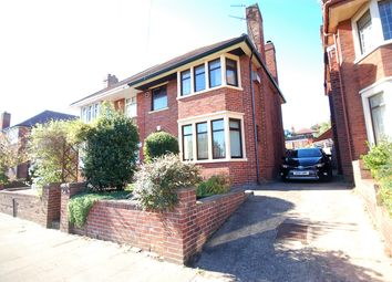 Thumbnail 3 bed semi-detached house for sale in Appleby Road, Blackpool, Lancashire