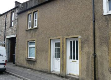 Thumbnail 1 bed flat to rent in Stirling Street, Dunipace, Denny