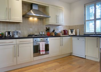 Thumbnail 4 bedroom terraced house to rent in Barton Road Barons Court, London