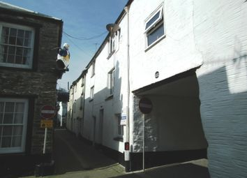 Thumbnail 3 bed flat for sale in 4 Lower Chapel Street, East Looe, Cornwall