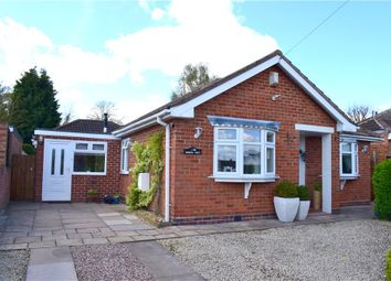 Thumbnail 3 bed detached bungalow for sale in Stonewell Crescent, Whitestone, Nuneaton, Warwickshire
