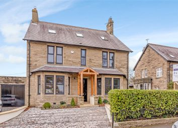 5 bed link-detached house for sale in Kings Avenue, Morpeth, Northumberland NE61