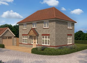 Thumbnail 3 bed detached house for sale in Tinkinswood Green, Land Off Cowbridge Rd, St Nicholas, Vale Of Glamorgan