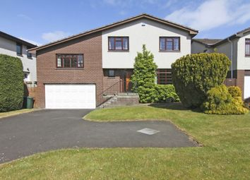 Thumbnail 4 bed detached house for sale in 74 Barnton Park View, Edinburgh