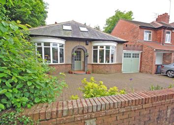 Thumbnail 4 bed detached bungalow for sale in Hastings Avenue, Benton, Newcastle Upon Tyne