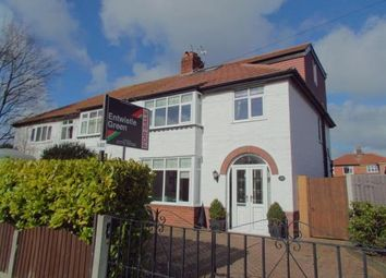 Thumbnail 4 bed semi-detached house for sale in Oakwood Drive, Fulwood, Preston, Lancashire