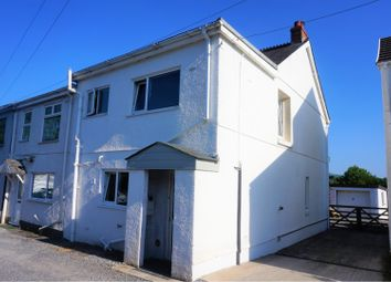 Thumbnail 3 bed end terrace house for sale in Cwmfferws Road, Tycroes Ammanford