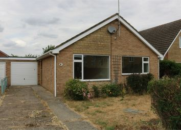 Thumbnail 2 bed detached house for sale in 11 Oak Crescent, Bourne, Lincs
