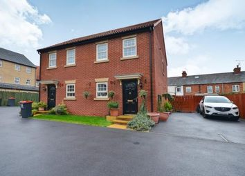 Thumbnail 2 bed semi-detached house for sale in Windmill Close, Sutton-In-Ashfield
