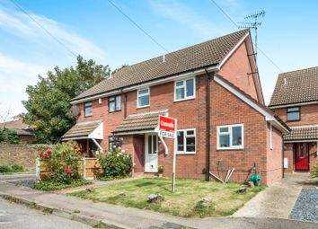Thumbnail 3 bed semi-detached house for sale in Lydbrook Close, Sittingbourne