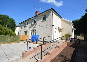 Thumbnail 1 bed flat to rent in Glenside, Pontnewydd, Cwmbran
