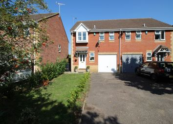 Thumbnail 3 bed semi-detached house for sale in Friesian Way, Kennington, Ashford