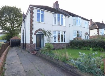 Thumbnail 4 bed semi-detached house for sale in The Crescent, Walton On The Hill, Stafford