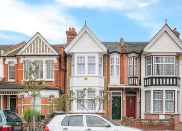 Thumbnail 3 bed terraced house for sale in Park Avenue, London